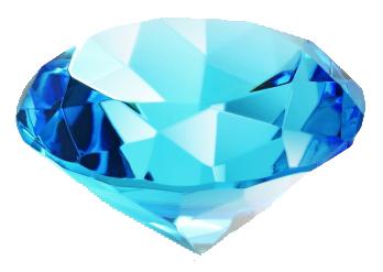 יהלום בלי רקע