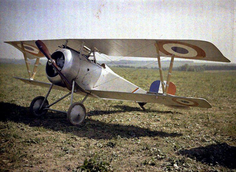 מטוס קרב מתקופת מלחמת העולם הראשונה