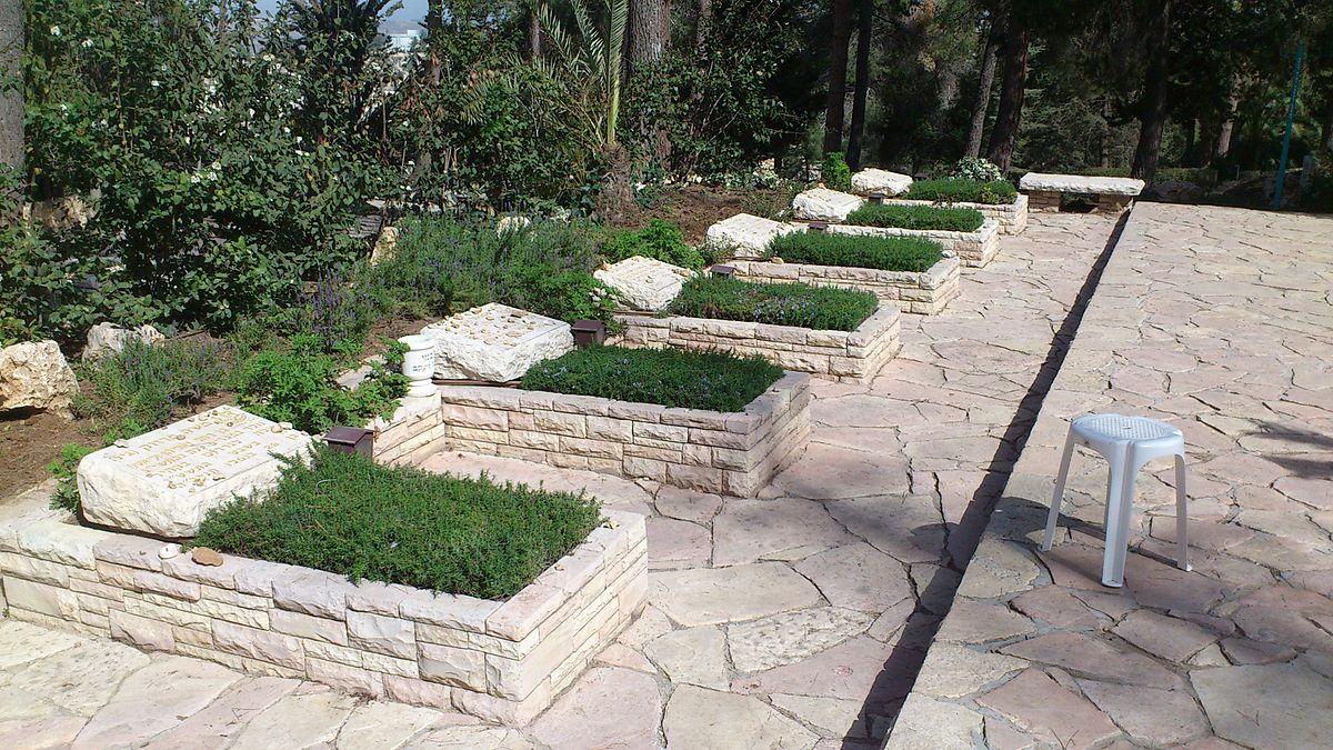 בית הקברות הצבאי הר הרצל